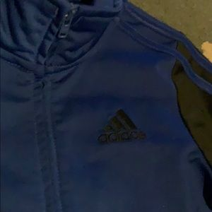 adidas Shirts & Tops - Adidas zip up sweater boys